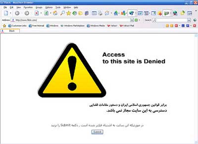 Access-denied-flickr-iran