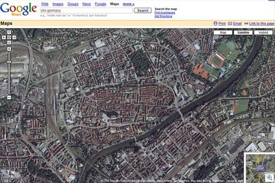 Googlemaps-satellit