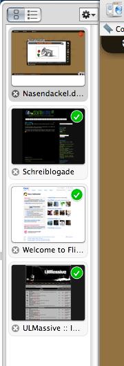 omniweb tab-leiste