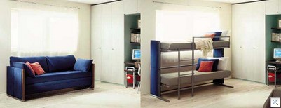 Sofa-etagenbett