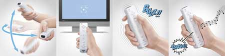 Wii-controller